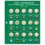 Safe Premium-Münzen Album 2€ Einzelblatt Jahre 2007-2008 Nr. 734