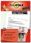 Philotax Gedruckter Plattenfehler-Katalog BUND+Berlin 6.Auflage