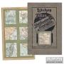 Lückes Atlas der Briefmarken-Geographie Reprint 3. Auflage von 1