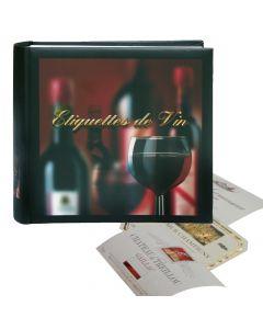 Album für Weinetiketten Nr. 7595