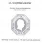 Ascher, Dr. Siegfried Großer Ganzsachen-Katalog CD-ROM (Afghanis