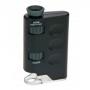 Safe Zoom-Mikroskop 60-100x für Briefmarken, Münzen, Banknoten N
