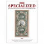 2022 Scott Specialized Catalogue of United States Stamps and Cov
