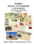 Webb's Postal Stationery Catalogue  8th Edition 2019 by Walton,