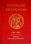 Gadoury Monnaies Francaises 1789-2011