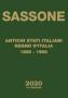 Sassone Antichi Stati Italiani - Francobolli 2020 / Altitalien –