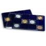 Leuchtturm Münztableau L mit 12 Fächern für Münzrähmchen bis 67x
