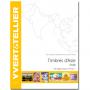 Yvert & Tellier Catalogue de cotation des Timbres d´Asie - INDE