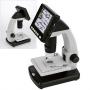 LCD Digital-Mikroskop 100 bis 500 fach Vergrößerung Nr. 9755