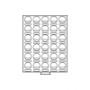 Leuchtturm Münzbox MB30RSPEC für 30 St. 10€-Gedenkmünzen ohne Ka