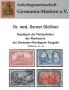 Gleißner, Dr. Gernot Handbuch der Plattenfehler der Markwerte de