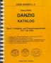 Wolff, Klaus Danzig Katalog Band 1: Aufgabe- und Entwertungsstem