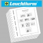 Leuchtturm Vordruckblätter Frankreich 2005-2009 N15/308524