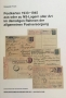 Frech, Hans-Peter Postkarten 1933-1945 aus oder zu NS-Lagern all