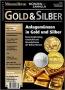 Münzen Revue Sonderheft Gold & Silber Anlagemünzen in Gold und S