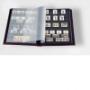 Leuchtturm A4 Einsteckbuch LSP4/30, 60 schwarze Seiten, wattiert
