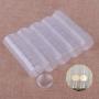 100 Münzkapseln verschiedene Durchmesser 14-40mm