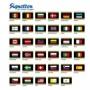 Signetten Länder-Flagge Lettland selbstklebend