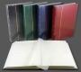 5x Einsteckbuch 60 Seiten weiß in 4 Farben