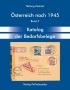 Heinzel Österreich nach 1945 ? Band 2: Katalog der portogerechte