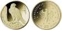 20 Euro Goldmünze Heimische Vögel - Wanderfalke 2019 (D)