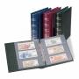 Leuchtturm Banknotenalbum OPTIMA, im Classic Design inkl. 20 Hül