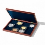 Leuchtturm Münzkassette VOLTERRA UNO für 12 Münzen in QUADRUM XL