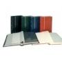 Safe Einsteckbuch 16 schwarze Seiten, wattiert Nr. 158-5 grün