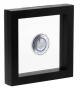 3 D-Schweberahmen Color schwarz 100 x 100 x 25 mm Nr. 4505