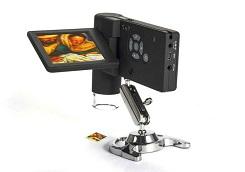 Safe Mikroskop Mobil 500-fache Vergrößerung Nr. 9754