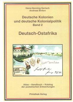 Gerlach/Birken Deutsche Kolonien u. dt. Kolonialpolitik Bd. 2 De