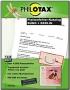 Philotax Gedruckter Plattenfehler-Katalog Bund + Berlin 7. Aufla