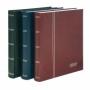 Lindner Einsteckbuch Elegant 64 S. schwarz A4 Nr. 1179 rot