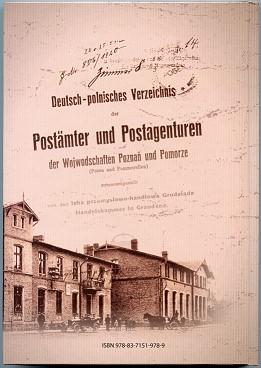 Auleytner, Julian Anfänge der Polnischen Post in Westpreußen 192