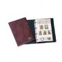 Safe Taschen-Einsteckbuch A5, 5 weiße Einsteckblätter Nr. 540 we