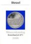 Dietzel Münzenkatalog Deutschland ab 1871 (Ausgabe 2008)