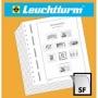 Leuchtturm Vordruckblätter Lettland 2010-2018 N34LASF/342795