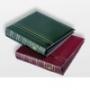 Leuchtturm Banknotenalbum VARIO CLVA3C weinrot inkl. 10 Hüllen