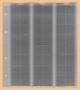 Kobra Ersatzblatt F48 für 48 Münzen bis 17 mm Ø