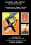 Christ Zeppelin und Luftfahrt - Reklamemarken, Siegel Aufkleber