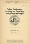 Bochmann, Julius Katalog der Sonder- und Werbestempel (Gelegenhe