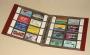 Kobra Telefonkarten-Album G14 Farbe dunkelblau