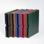 Leuchtturm Schutzkassette KF Farbe rot für Optima/Vario