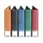 Lindner Ringbinder PUBLICA M leer Farbe weinrot Nr. 3530W