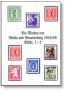 Köhne, Thomas Die Marken von Berlin und Brandenburg 1946/46 Mi.-