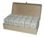 HARTBERGER® Assorti-boX Nr.8323 mit 1200 selbstklebende Münzen-R