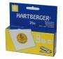 HARTBERGER® Münzenrähmchen 27,5mm zum Heften Nr. 8330275 per 25