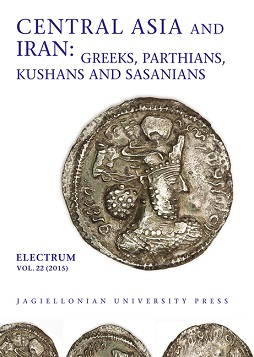 Dabrowa, Edward Central Asia and Iran - Greeks, Parthians, Kusha