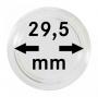 Lindner Münzenkapseln 29mm Nr. 2251295 per 100 Stück  Münzensamm