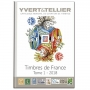 Yvert & Tellier Timbres de France Tome 1 2018